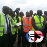 Minister lauds Entebbe International Airport works