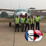 Air Serv Begins Operations in Kananga, DRC